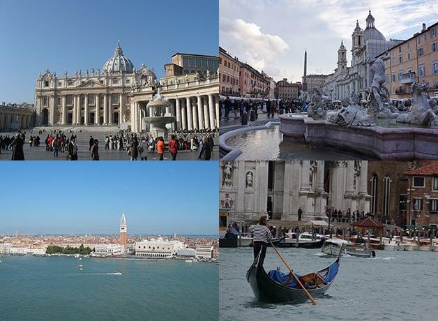 ローマ・ヴェネツィア