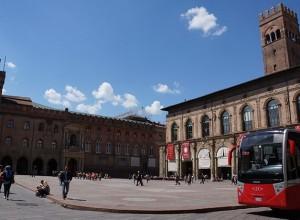 ボローニャ旧市街