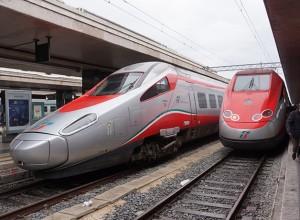 イタリア国鉄の高速列車