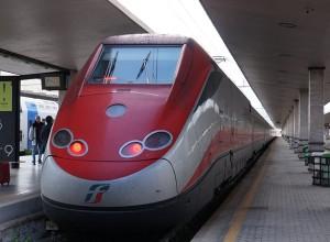 イタリア国鉄・フレッチャロッサ