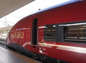 高速列車・イタロ