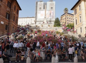 ローマ・スペイン広場