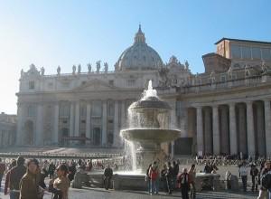 バチカン・サンピエトロ大聖堂
