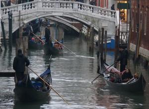 ヴェネツィア・ゴンドラ